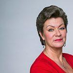 Porträtt av Ylva Johansson