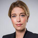 Porträtt av Annika Strandhäll