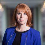 Centerpartiets ordförande Annie Lööf