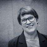 Porträtt av Erika Wermeling.