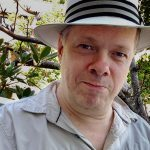 Porträtt av Bengt Elmén.