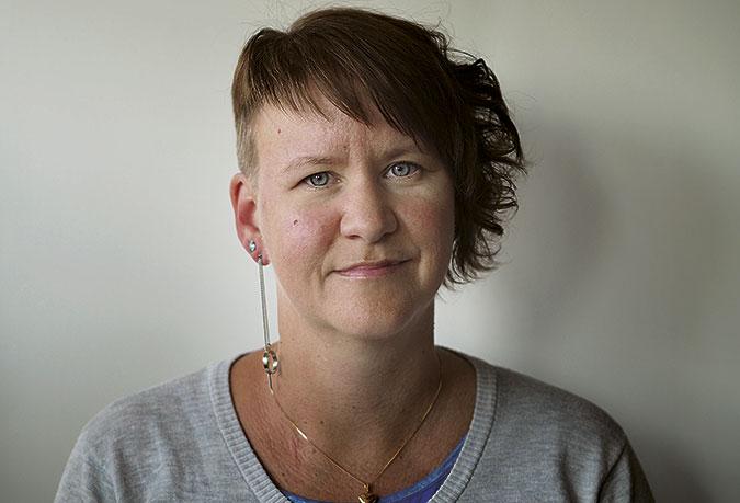 Porträtt av Madelen Löw