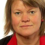 Porträtt av Ulla Andersson