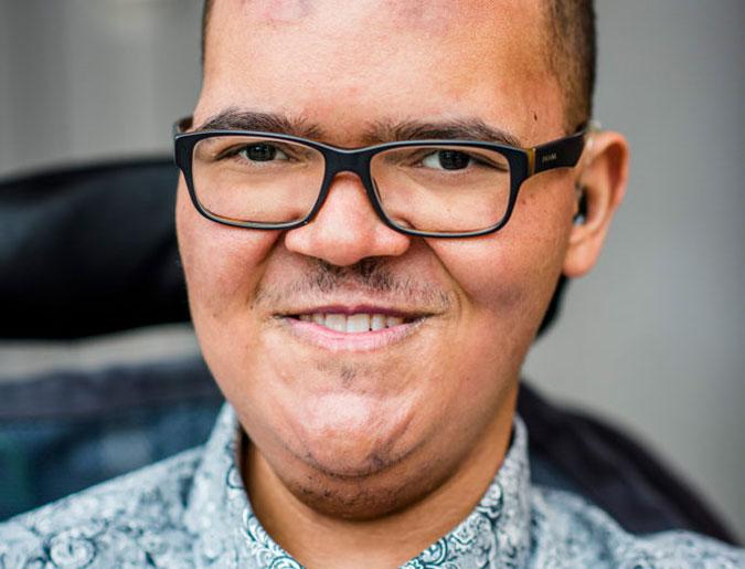Porträtt av Tiemon Okojevoh